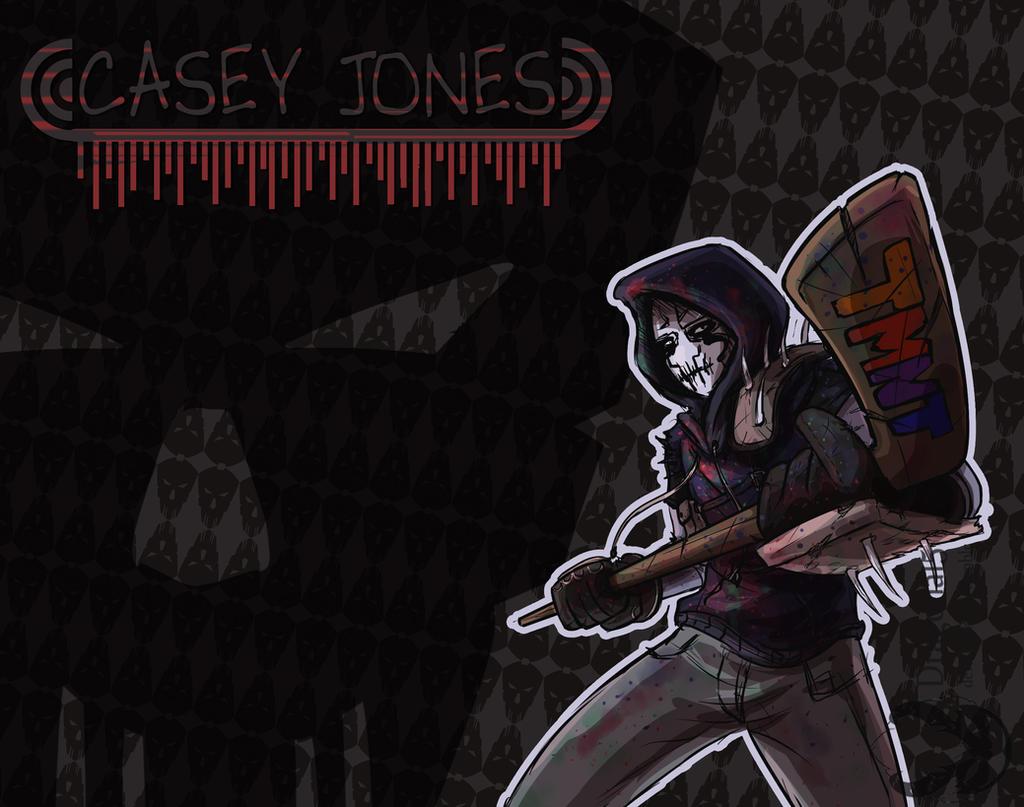 Tmnt Casey Jones 2k12 by Dragona15 on DeviantArt
