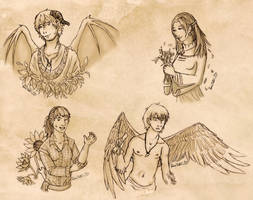 Free Sketches: Updated