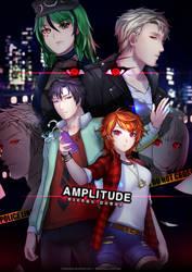16 05 08 - Amplitude Visual Novel Poster [CE] by ThaharaTeja