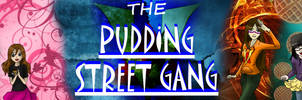 Behold! THE PUDDING STREET GANG!!