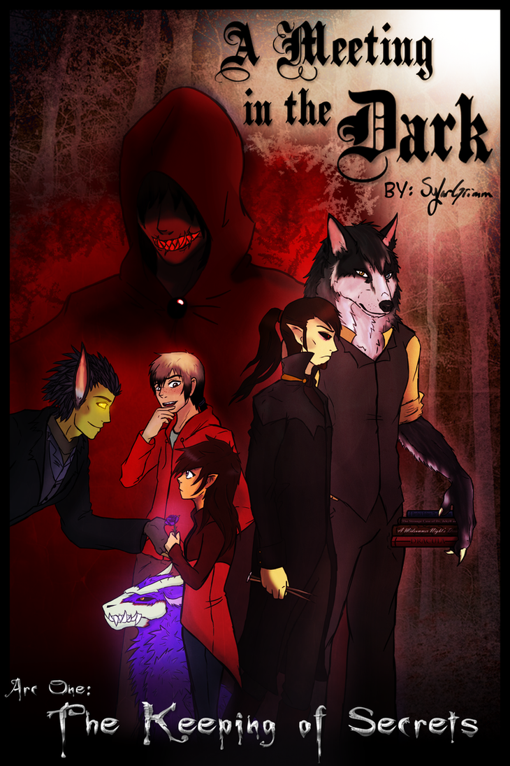 A Meeting In The Dark - Cover Page by SylarGrimm
