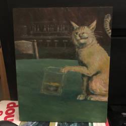 Bar Cat