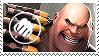 Stamp: Team Heavy by FrozenStrike