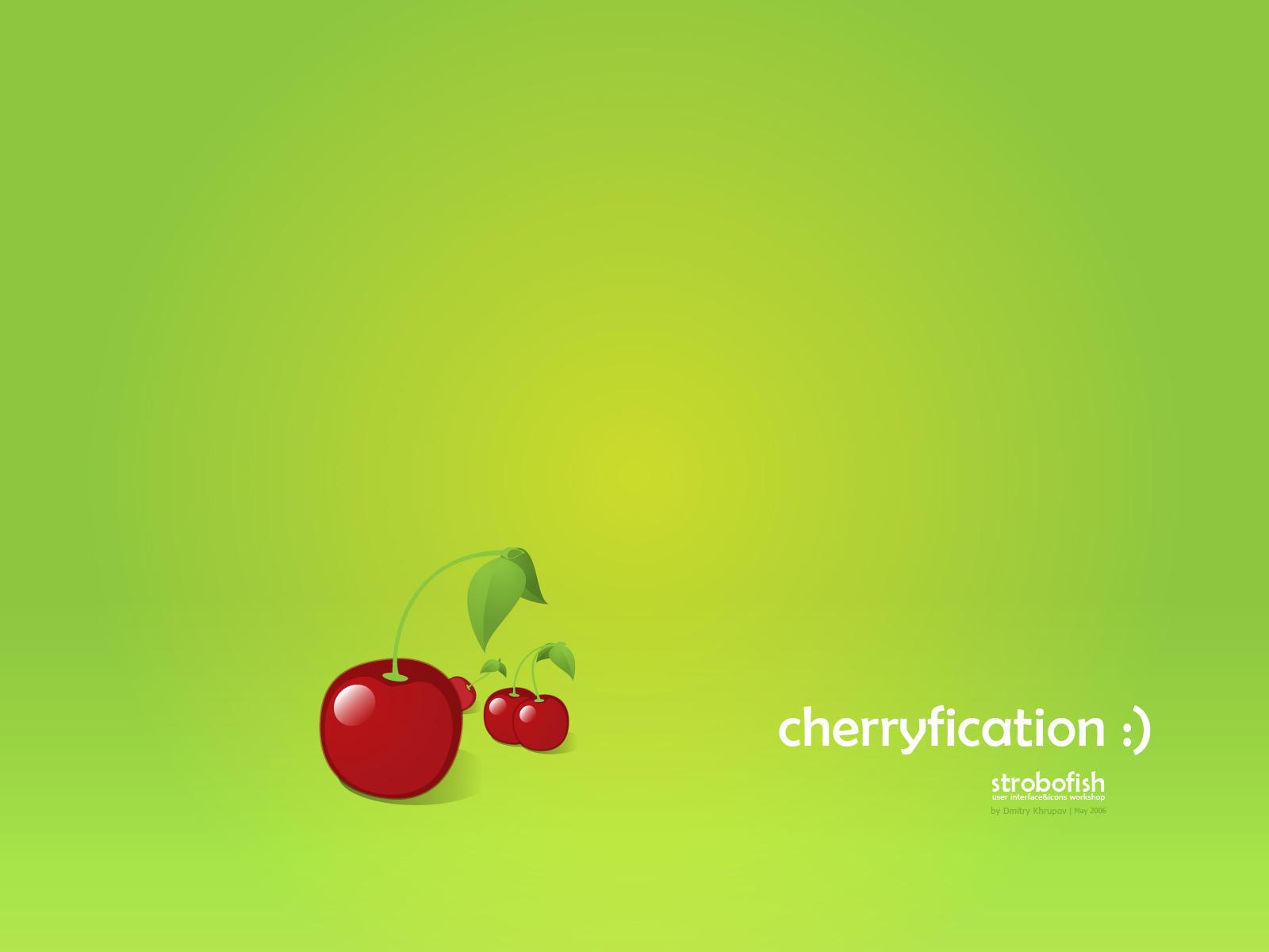 Cherryfication by khrupov