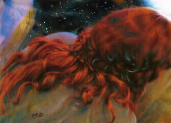 Cosmic curls by eetupellonpaa