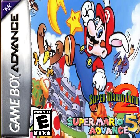 Mario advanced rom | Play Super Mario Advance on GBA  2019-02-24