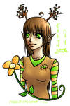 Earth Day 2008 : D by monoire