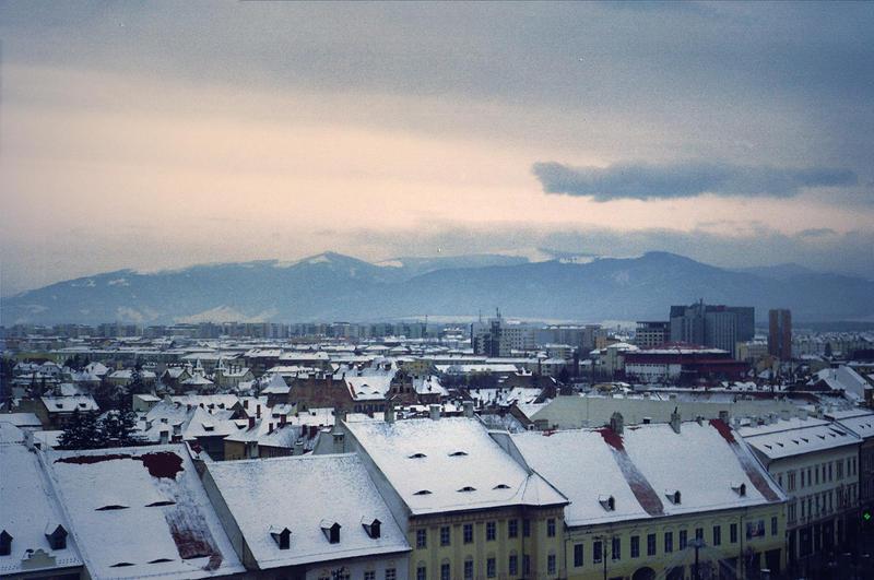 Sibiu, Hermannstadt, Romania by tibiii