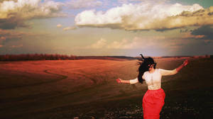 Queen of the fields