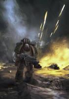 Chemical warfare by Diamondaectann