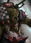 WAAAAAAAAGH! by Diamondaectann