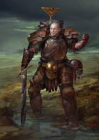 Conqueror by Diamondaectann