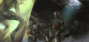 Eternal raiders