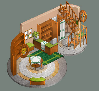 Isometric Store by Graconius