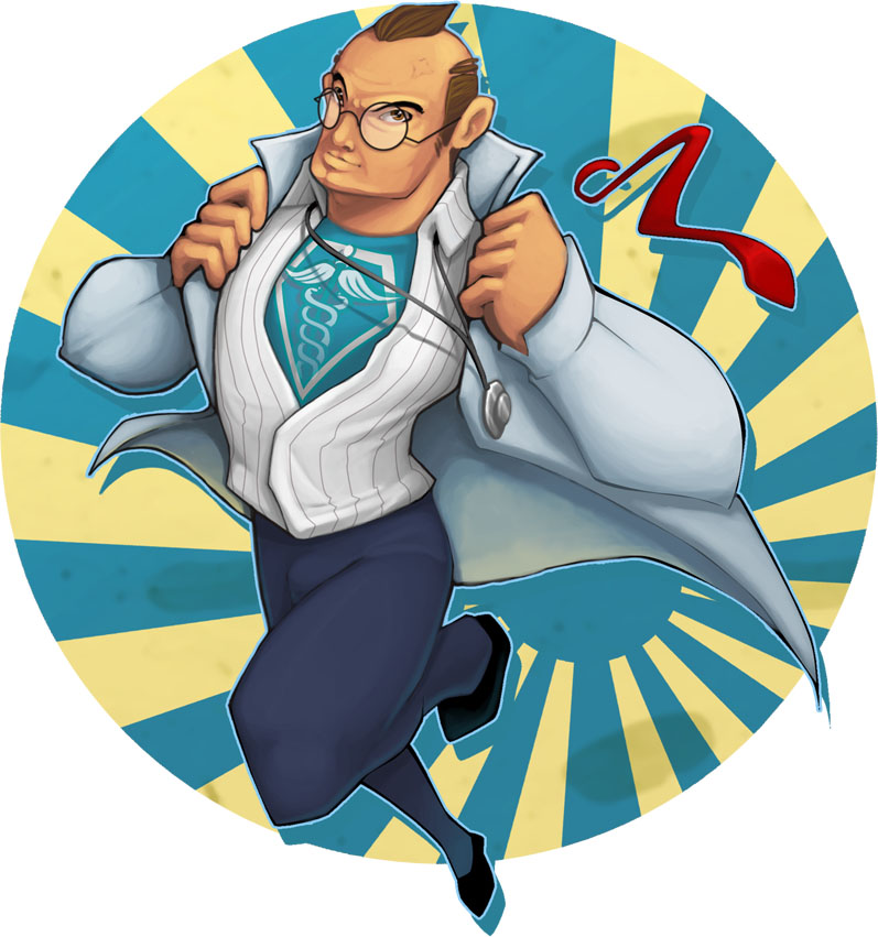super doctor by graconius on deviantart doctor clip art for kids doctor clip art pictures
