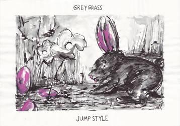 plaggy - Grey Grass Jump Style