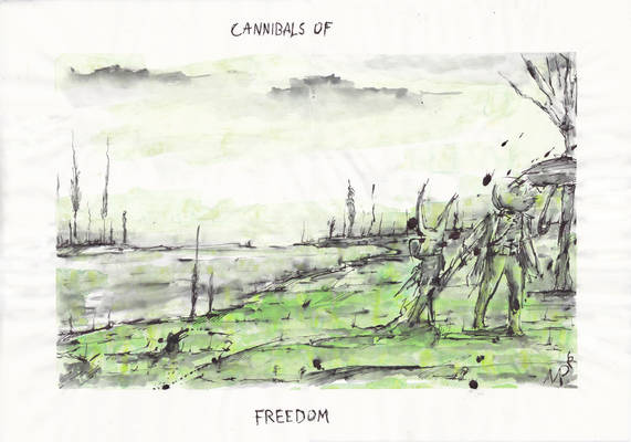 plaggy - Cannibals of Freedom