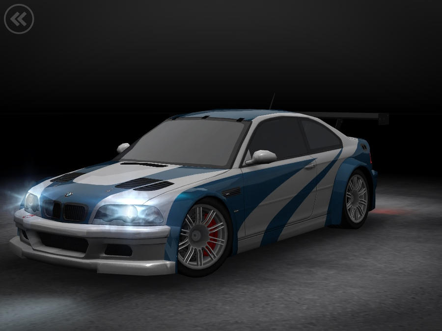 Bmw Gtr (Need For Speed Most Wanted) (NEW) by RoxasKing890 ...
