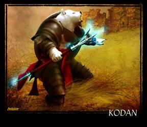 Kodan by evoluzione