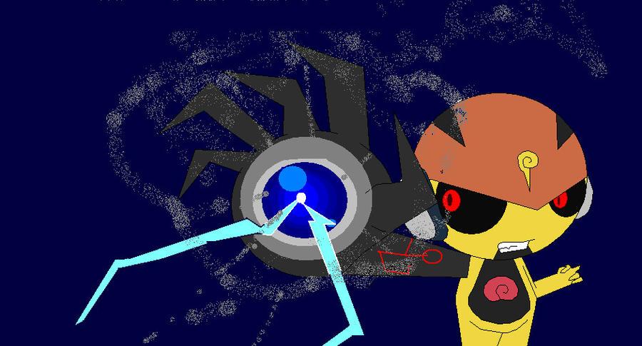 Half Knight Kururu by AgentKulu