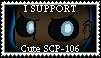 Cute 106 stamp by AgentKulu
