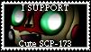 Cute 173 stamp by KuluKnightofDarkness