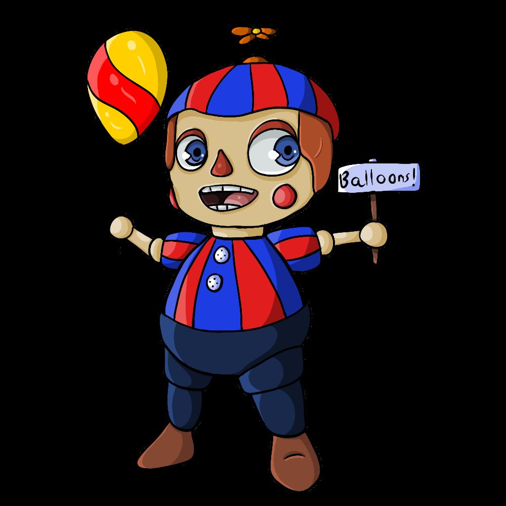 The Little Balloon Boy By AgentKulu On DeviantArt