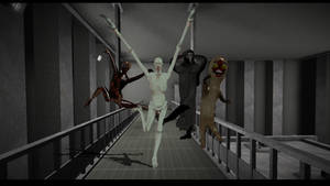 The Ballet of the Fugfaces by AgentKulu