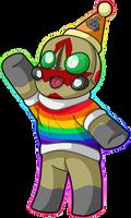 10th Birthday and Pride Month by AgentKulu