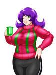 Christmas Sweater Crystal