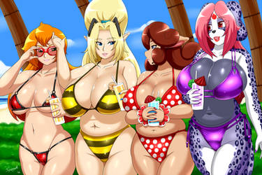 Beach Mamas