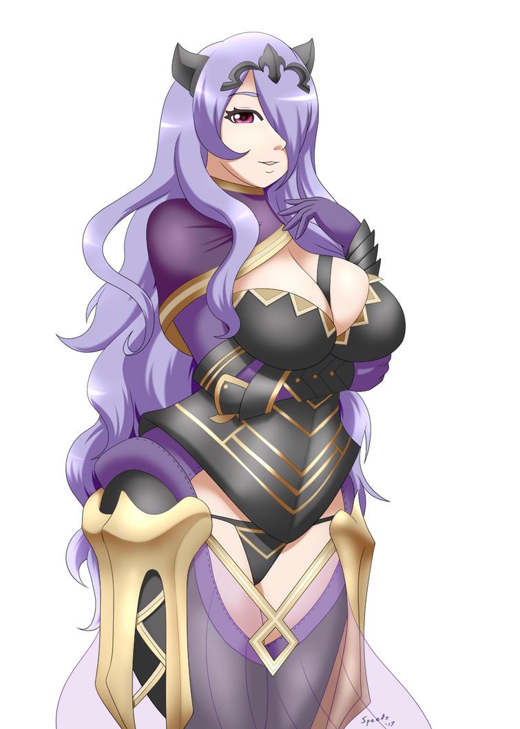 Camilla by SpeedyHimura