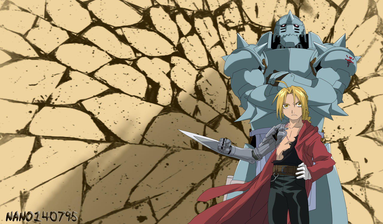 Full Metal Alchemist by nano140795