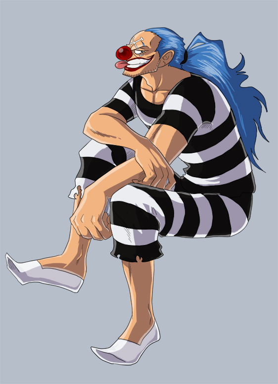 Alter-ego de vos personnages - Page 3 Buggy_the_clown___impel_down_by_peachiekeenie