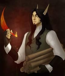 Diavoln - Fiery Ink