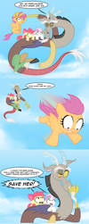 Discorderly - Time Out by peachiekeenie