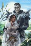 Jedi knight' wedding [C]