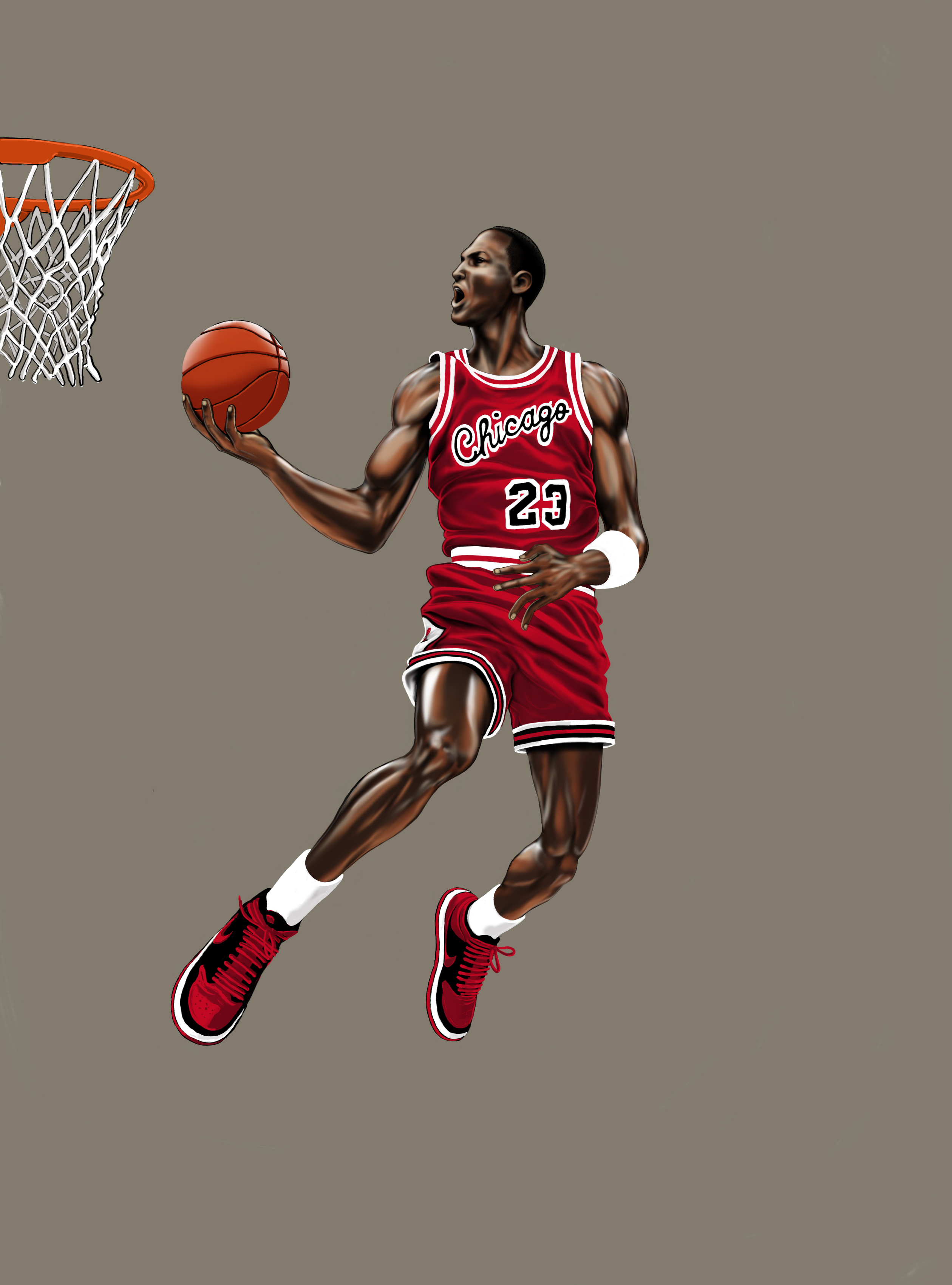 michael jordans manipulation of the market at will achieved by becoming the greatest sports figure i