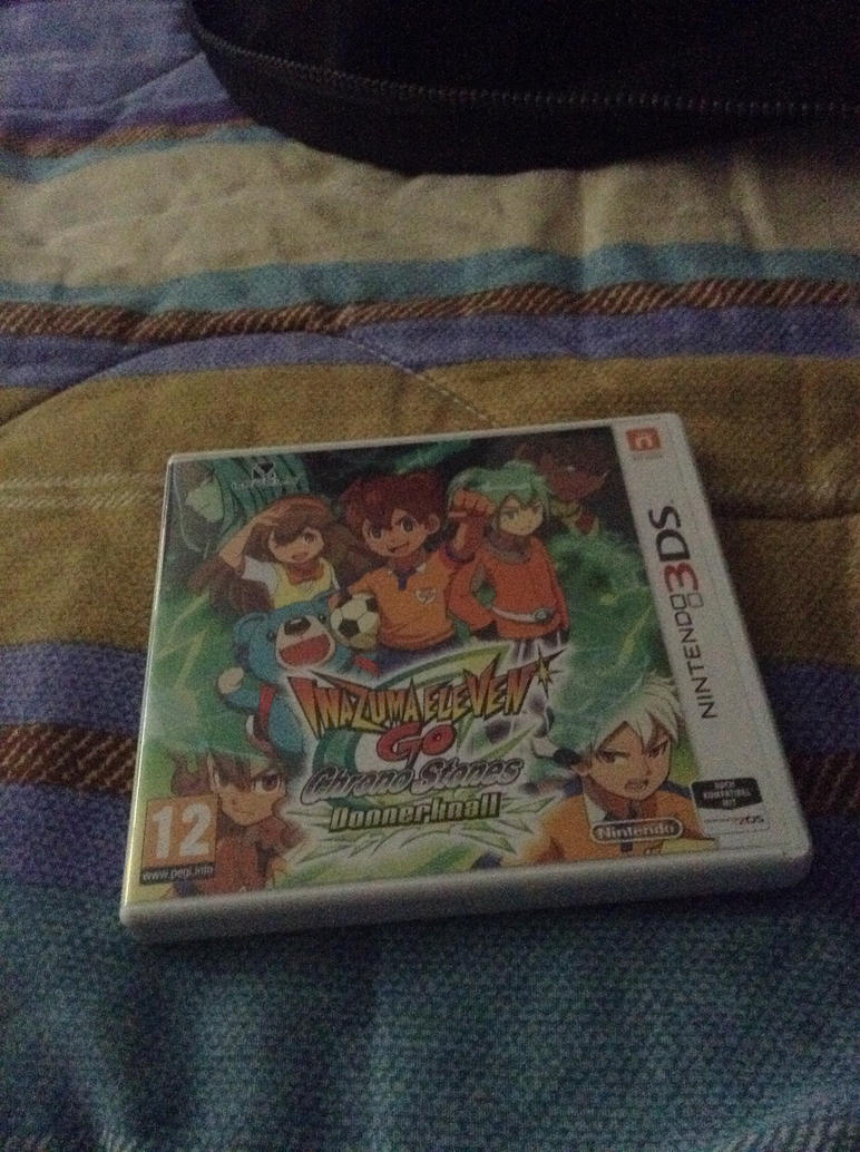 My New 3DS Game by XxNeo-The-HedgehogxX