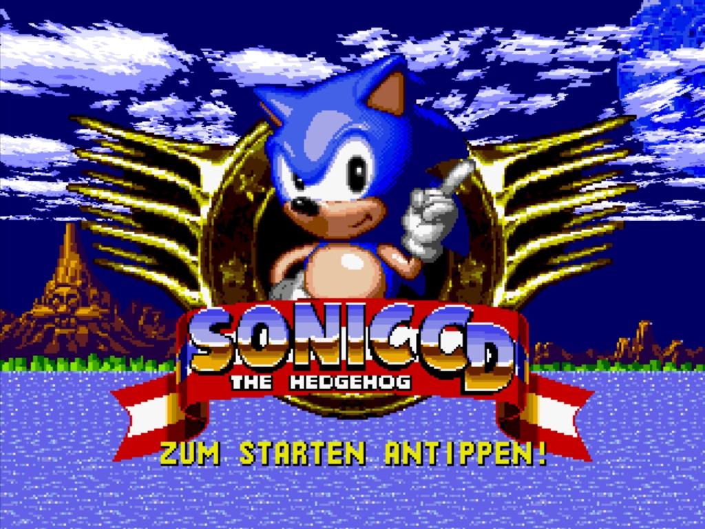 Sonic CD by XxNeo-The-HedgehogxX