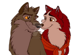 Balto and Jenna