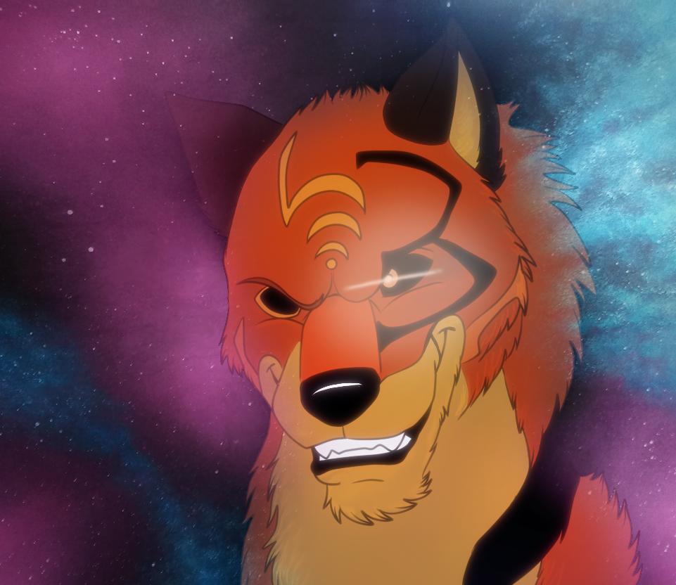 Space Grim by EmberWolfsArt