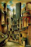 Scene de ville by felixgi