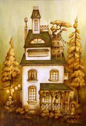 Summer house by felixgi