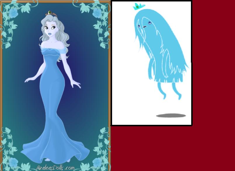 Bonus Ghost Princess By Silkmousetheneko On Deviantart