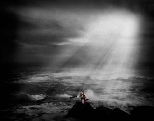 Conquer the sea by Strainger-Cintiq24HD