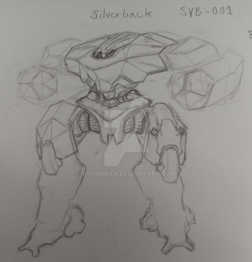 HHD-1A Hammerhead by Ryuuhiken