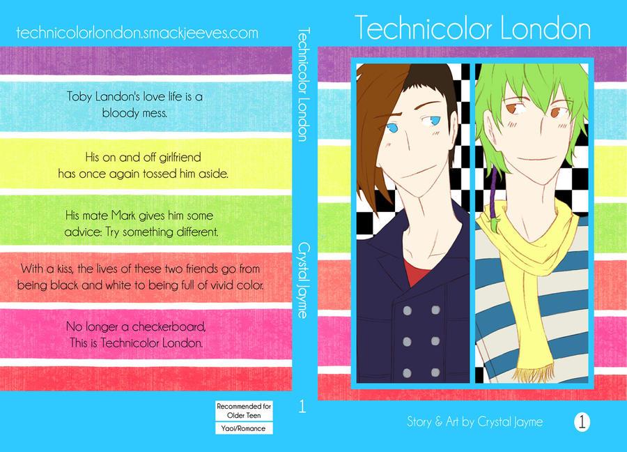 Technicolor London Vol1 Cover by Scotty6000