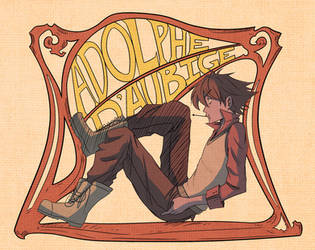 Adolphe Sticker