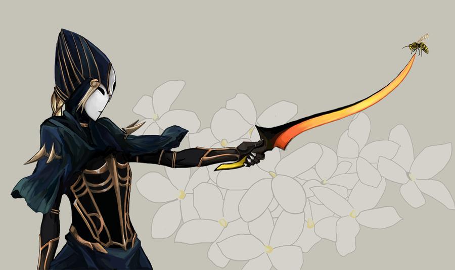 Lord's Blade Ciaran by nijiooezt